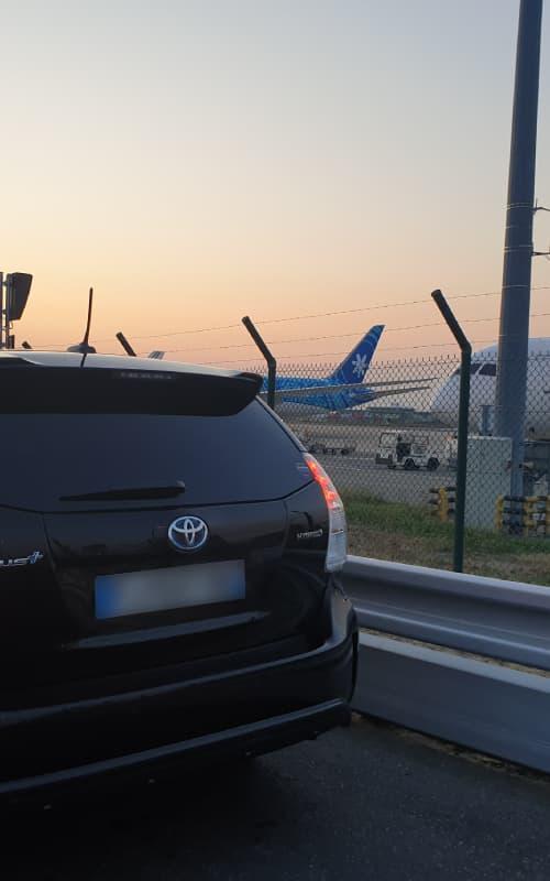 Location voiture aeroport Charles de Gaulle Roissy avec chauffeur VTC