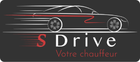 Logo VTC Roissy CDG S Drive